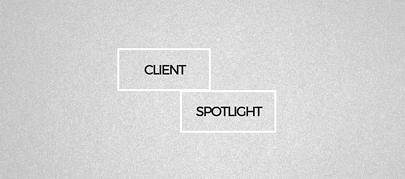 Client Spotlight Banner